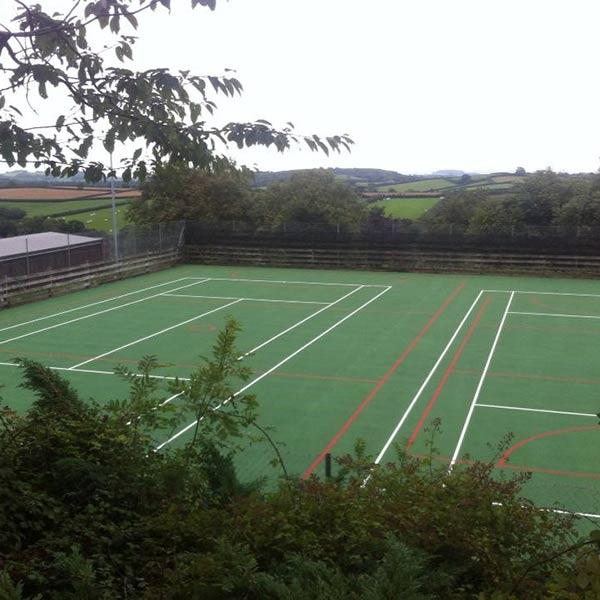 Islington tennis courts