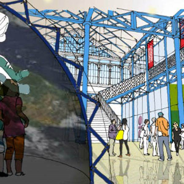 Plans for Devonport Market Hall